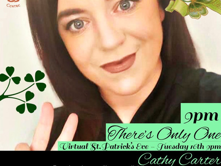 Cathy Carter - St.Patrick's Eve