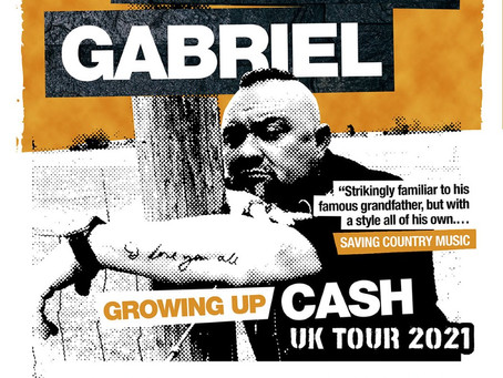 Songs and Stories with Thomas Gabriel, Growing up CASH.