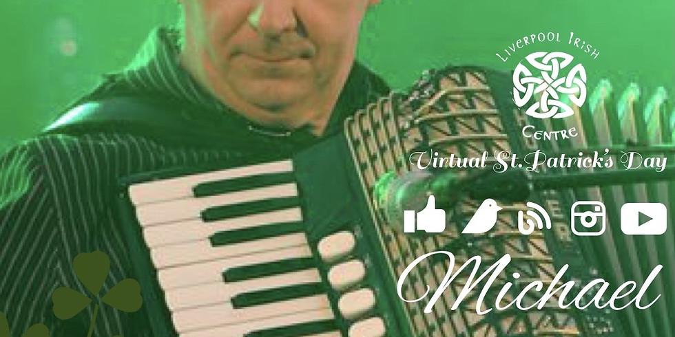 Michael Coyne - Livestream , For One Night Only