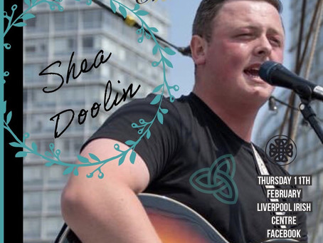 Shea Doolin - Online Event Announcement