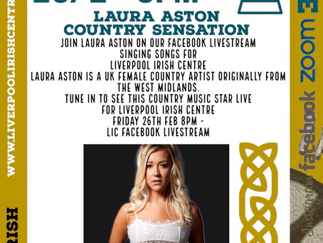 Laura Aston - An Introduction - Online Event