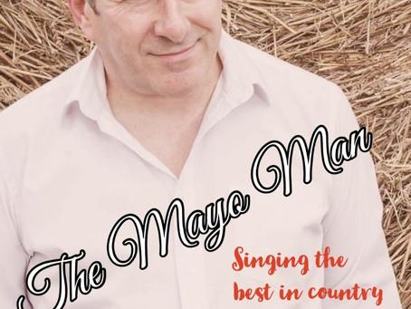 Peter 'The Mayo Man' Mylett at The GAA