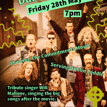 The Commitments - A Dublin Night