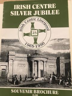 Happy Birthday to the Liverpool Irish Centre