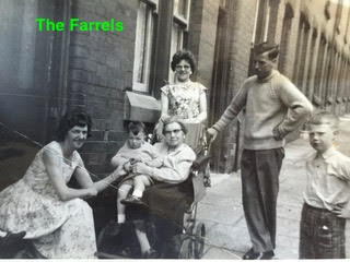 Irish Centre Memories - Paul Ungi