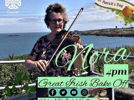 The Great Irish Bake Off - Nora - St. Patrick's Day