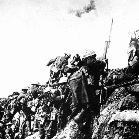 World War 1 Remembered - Irene Stuart
