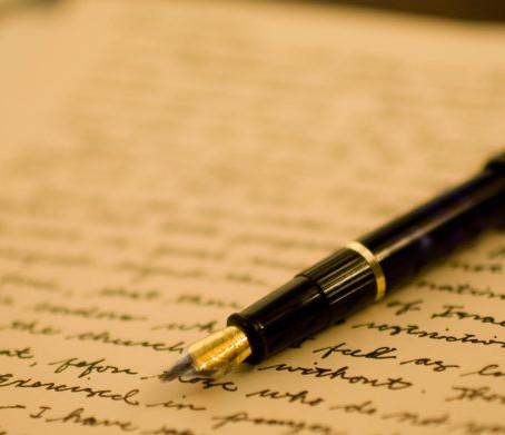 The Joy of Receiving a Handwritten Letter by Pauline Ronan