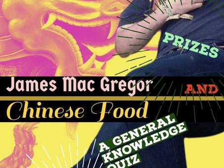 James Mac Gregor's General Knowledge Quiz