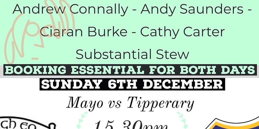 Mayo vs Tipp #rebelsunday