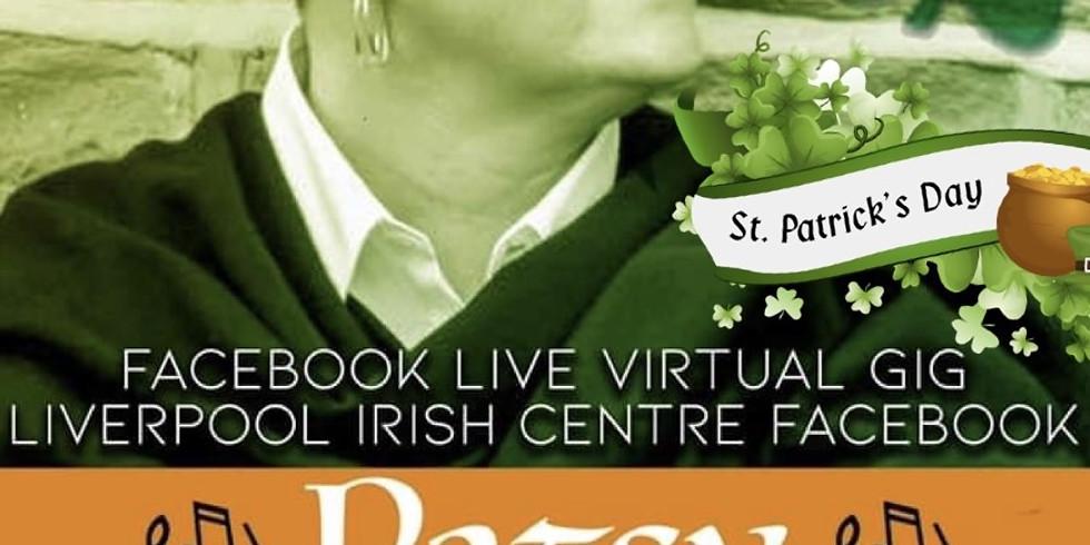 Patsy - St. Patrick's Day Hooley