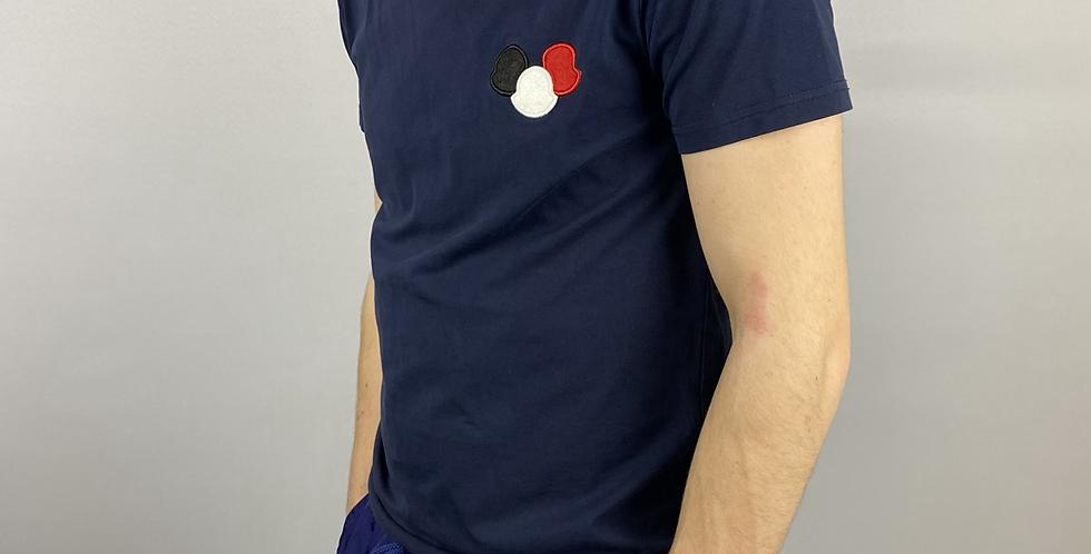 Moncler Logo-appliqué T-Shirt