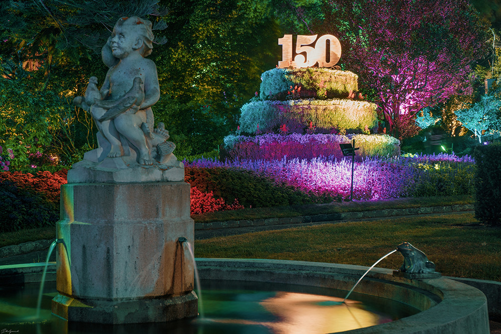 Happy 150 years by Borowicz Guenole
