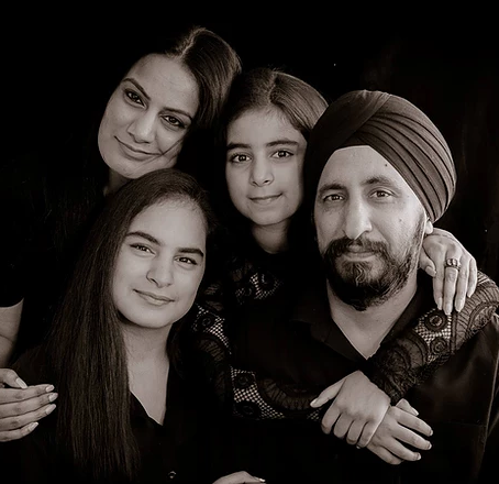 How Family & Photography Go Hand In Hand with Parmeet Sahni