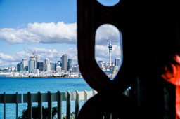Auckland Windows by Alvaro Uribe