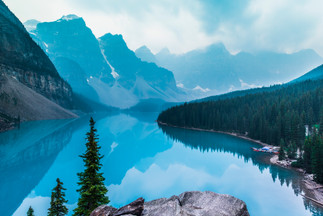 Moraine Lake by Connull