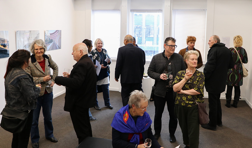 """Wellington Impact"" exhibition, Photospace Gallery"