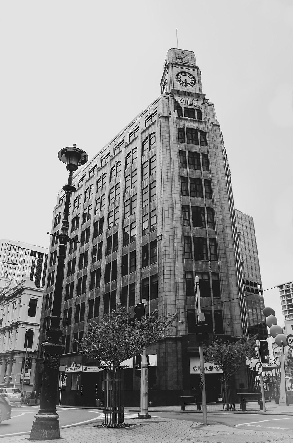MLC Building, by Ana Lyubich