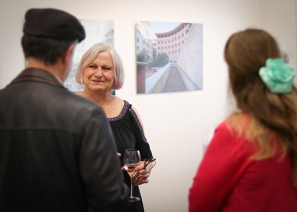 "Ann Kilpatrick, ""Wellington Impact"" exhibition at Photospace Gallery"