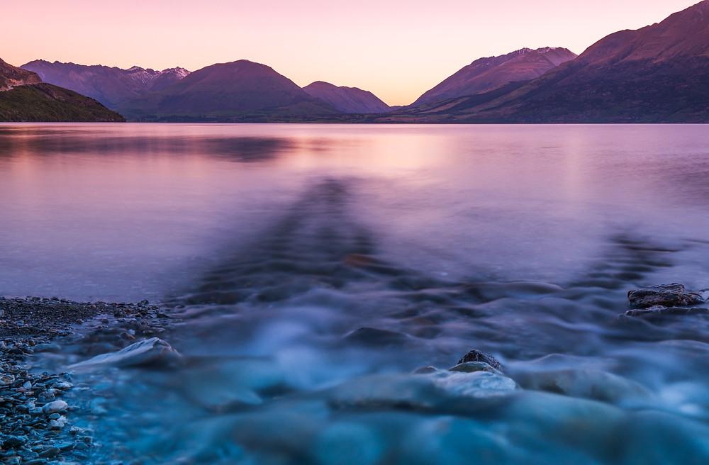 Meiklejohns Bay by Chris McKeown