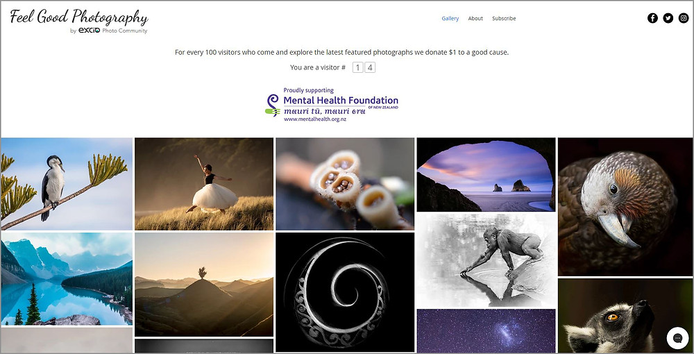 Feel Good Photography Page by Excio Photo Community