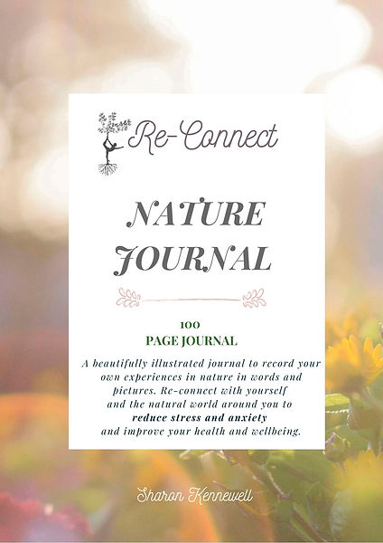 Re-connect nature journal FRONT PAGE  .j