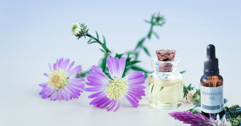 wellbeing and essential oils