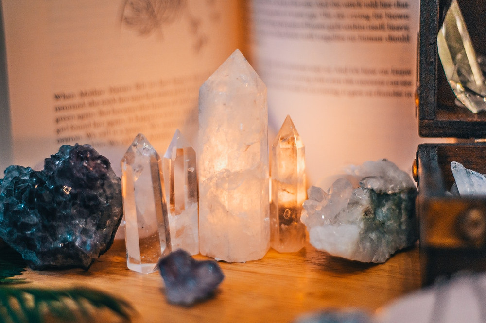 how to choose a healing crystal