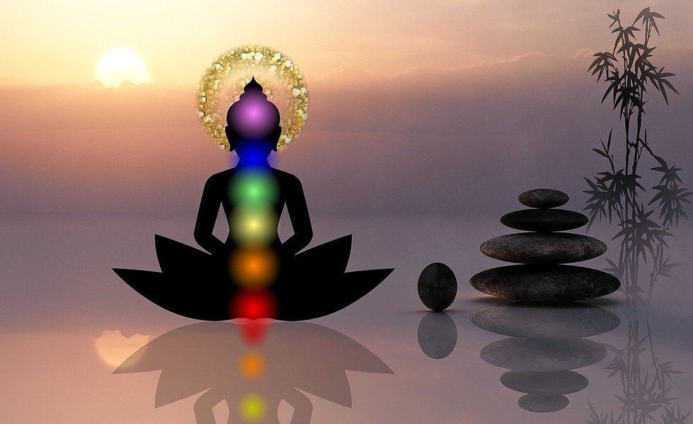 chakra healing for optimal wellbeing