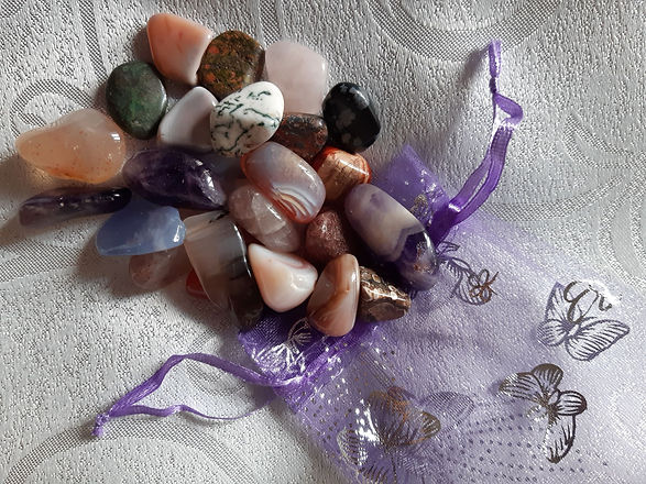 crystal mix for sale