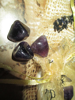 Crystals for sleep and wisdom
