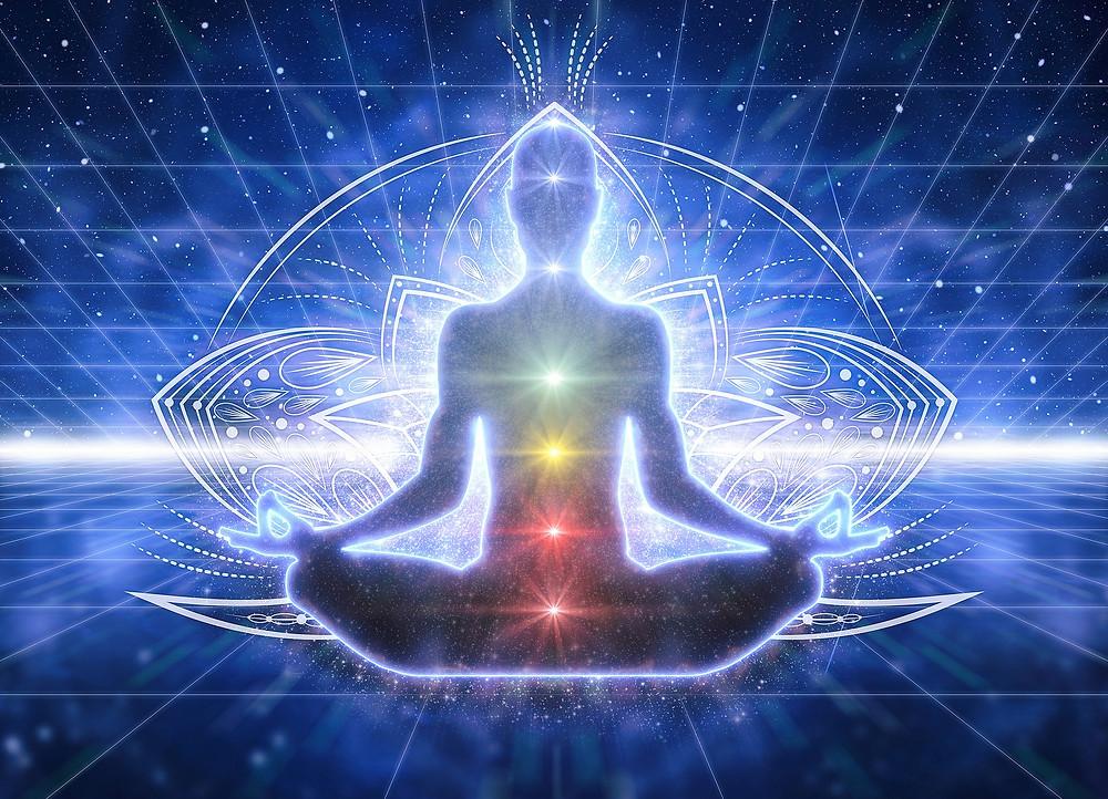 Energy Body, Electromagnetic field, Chakras