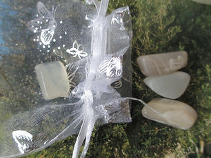 Crystals for emotional support