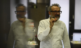 Massimo Bottura a Trailblazer in Reducing Food Waste