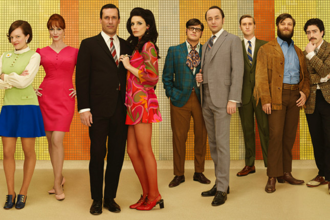 Mad Men Season 7- AMC