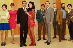 Mad Men Season 7- AMC