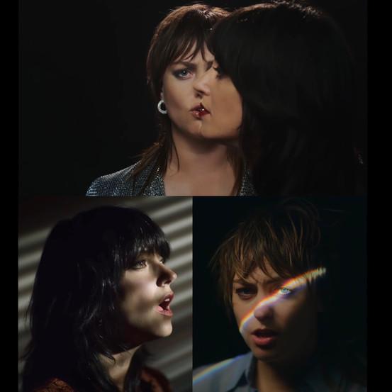"""""""Like I Used To"""" Sharon Van Etten and Angel Olsen"""