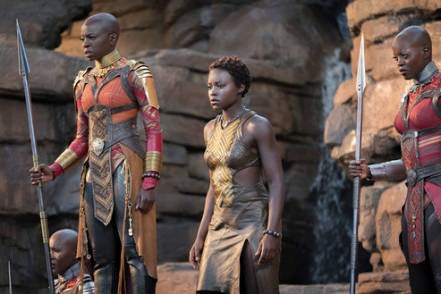 Black Panther Costume Design by Ruth Carter Assistant Costume Design by Phoenix Mellow
