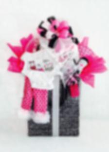 Hot Pink Baby Girl Arrangement