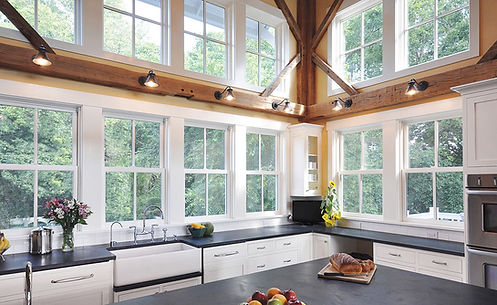 DOUBLEHUNG WINDOWS