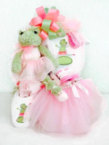 Baby Ballerina gift arrangement