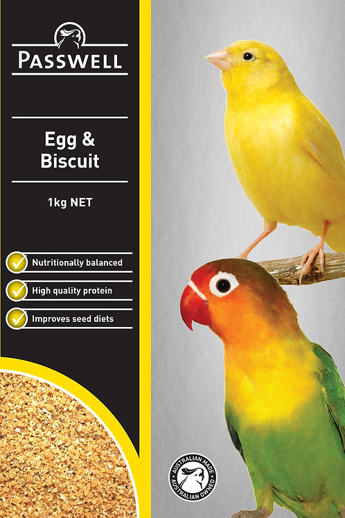 Egg and Biscuit - Passwell