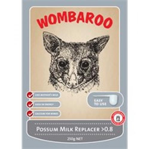 Possum Milk Replacer >0.8 - Wombaroo