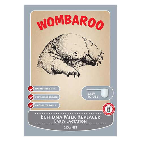 Echidna Milk Replacer Early 210g - Wombaroo