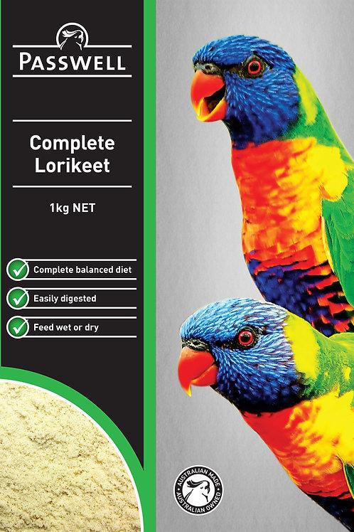 Complete Lorikeet Food - Passwell