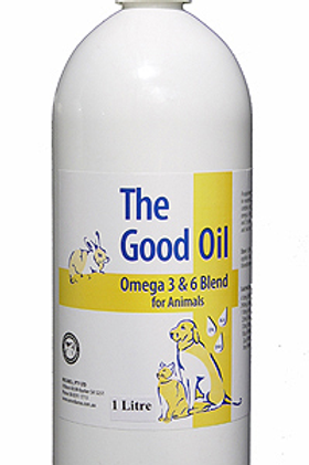 The Good Oil For Animals 250ml - Passwell