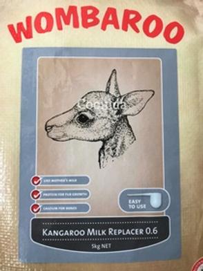 Kangaroo Milk Replacer 0.6 5kg - Wombaroo