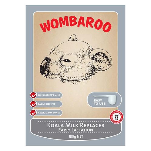Koala Milk Replacer Early 180g - Wombaroo