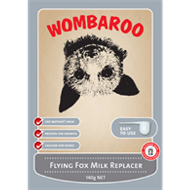 Flying Fox Milk Replacer - Wombaroo