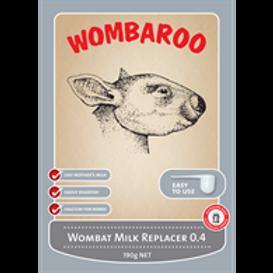 Wombat Milk Replacer 0.4 - Wombaroo